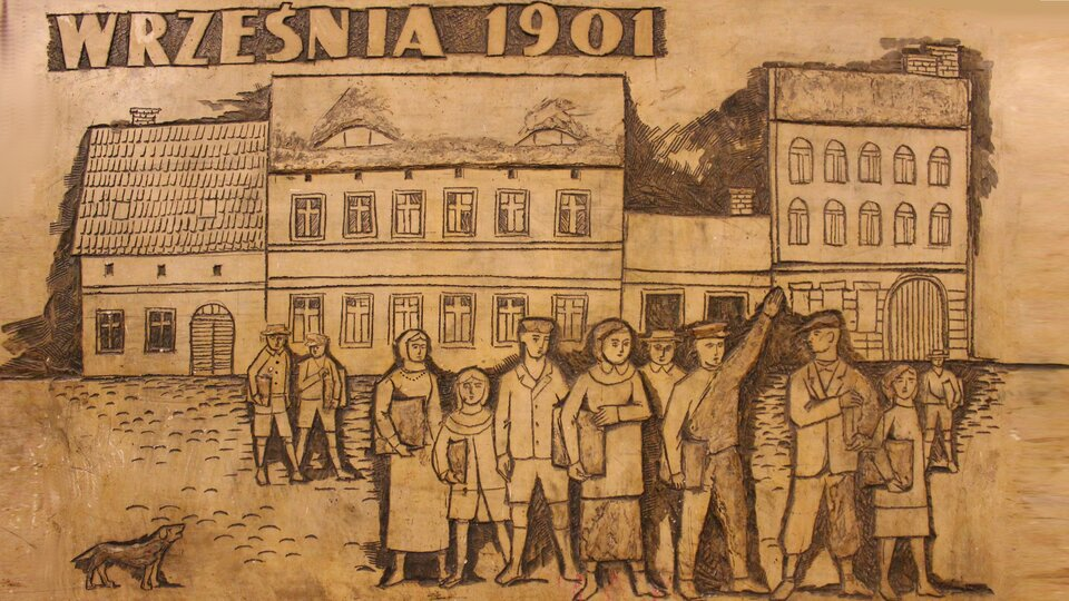 Jeśli korzystasz zczytnika ekranu NVDA, przełącz go wtryb formularza. Film prezentujący życie Polaków pod zaborami wdrugiej połowie XIX wieku. Podaje przykłady oporu Polaków wobec zaborców. Film trwa dziewięć minut pięćdziesiąt siedem sekund.