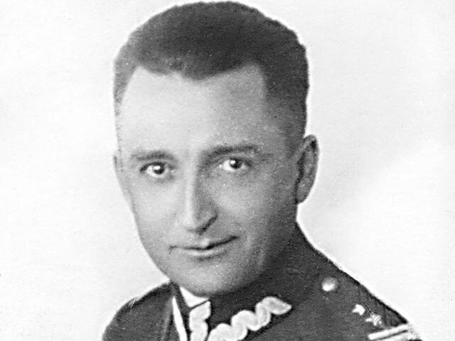 """Emil Fieldorf""""Nil"""" Emil Fieldorf""""Nil"""" Źródło: domena publiczna."""