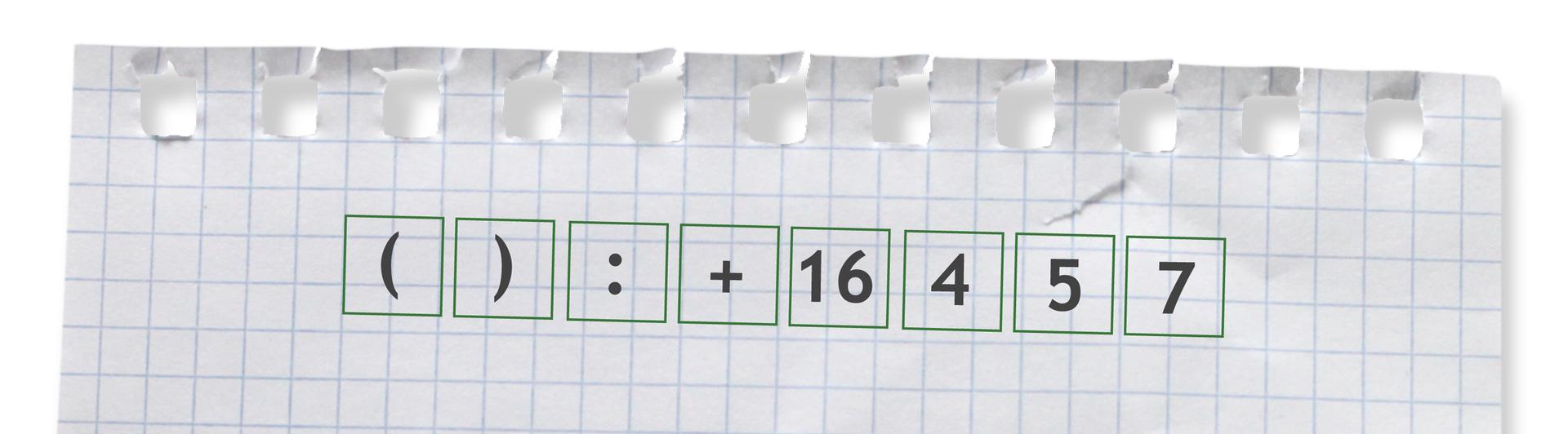 Podane nawiasy oraz znaki działań iliczby do ułożenia wyrażeń: +, :, 16, 4, 5, 7.