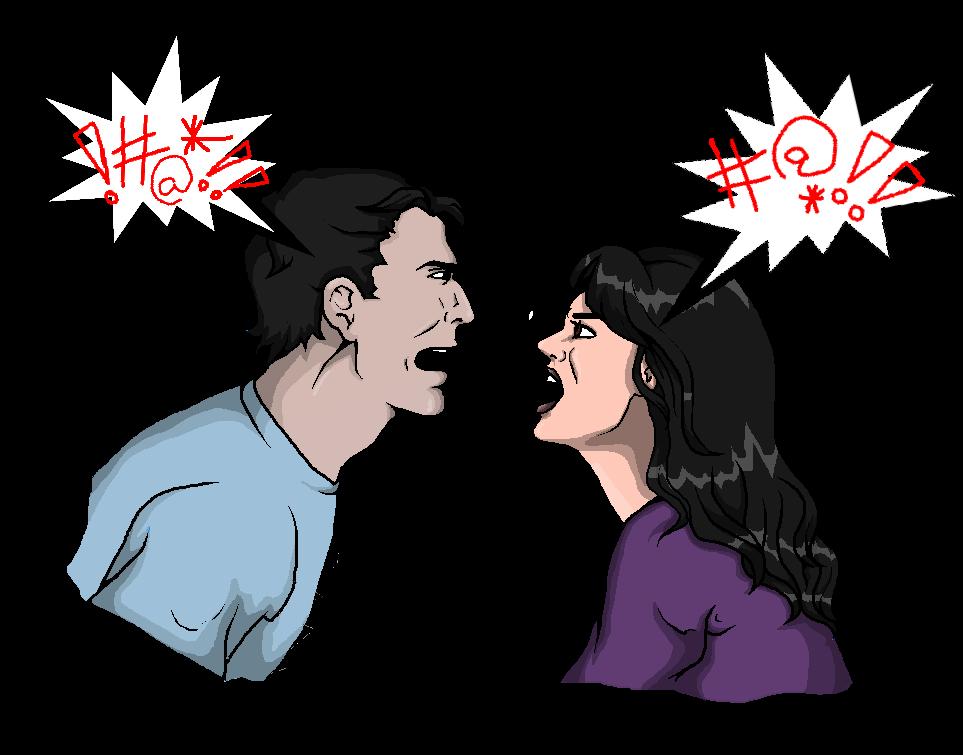Quarrel Źródło: IvyDillonx, Quarrel, 2013, licencja: CC BY-NC-ND 3.0.