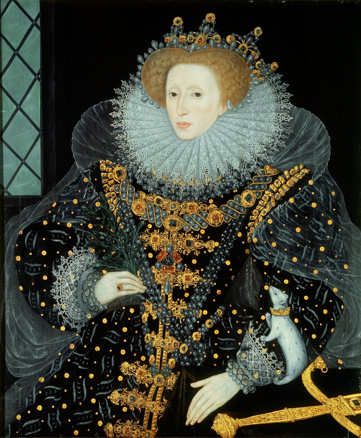 portret Elżbiety I