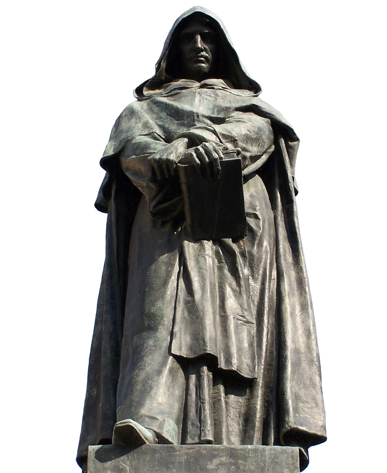 Giordano Bruno Giordano Bruno Źródło: Berthold Werner, licencja: CC BY 3.0.