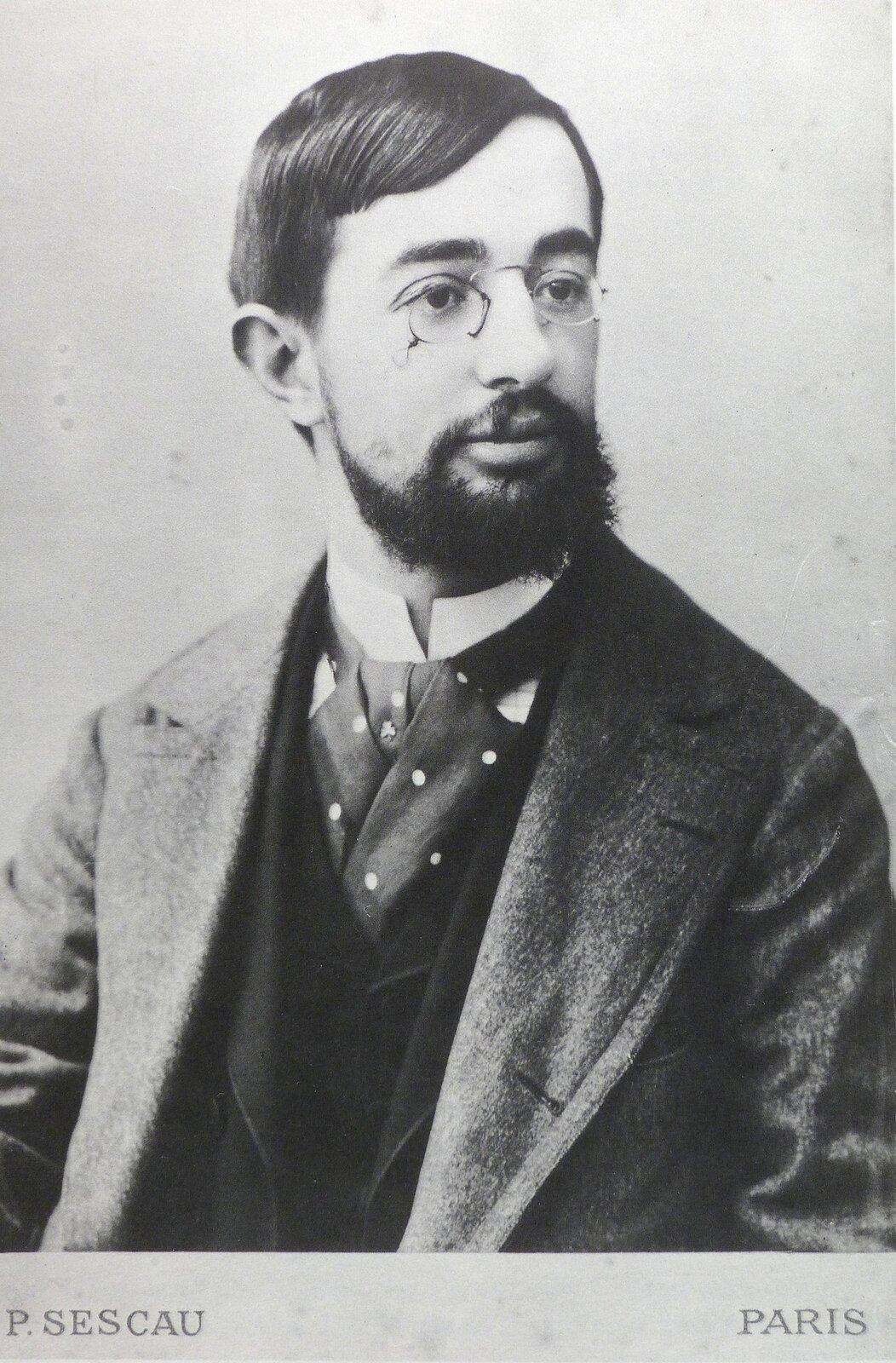 Portret Henri Toulouse-Lautreca Źródło: Paul Sescau, Portret Henri Toulouse-Lautreca, 1880/1890, fotografia, domena publiczna.