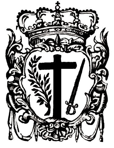 Krzyż imiecz (symbol hiszpańskiej inkwizycji) Krzyż imiecz (symbol hiszpańskiej inkwizycji) Źródło: domena publiczna.