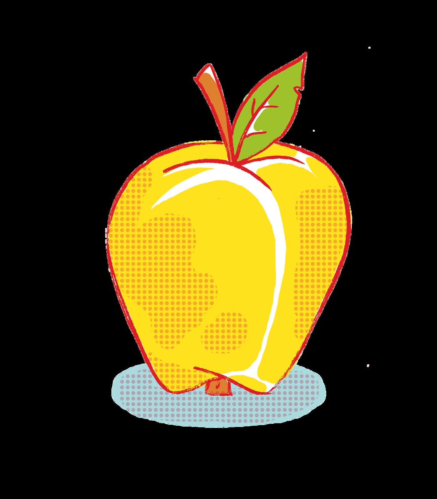 jabłko Źródło: Uniwersytet Wrocławski.