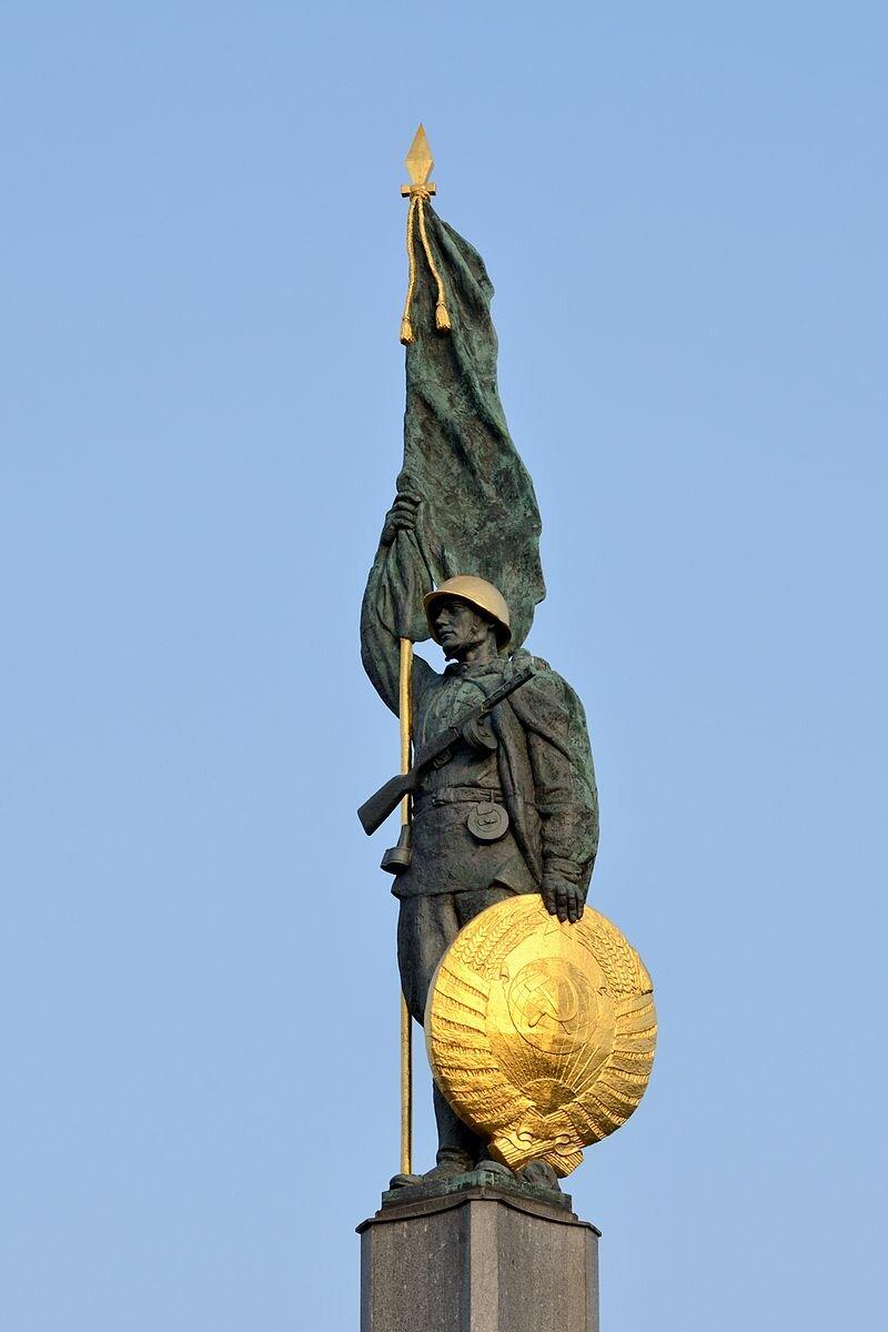 Ilustracja 3.Posąg, widok współczesny.