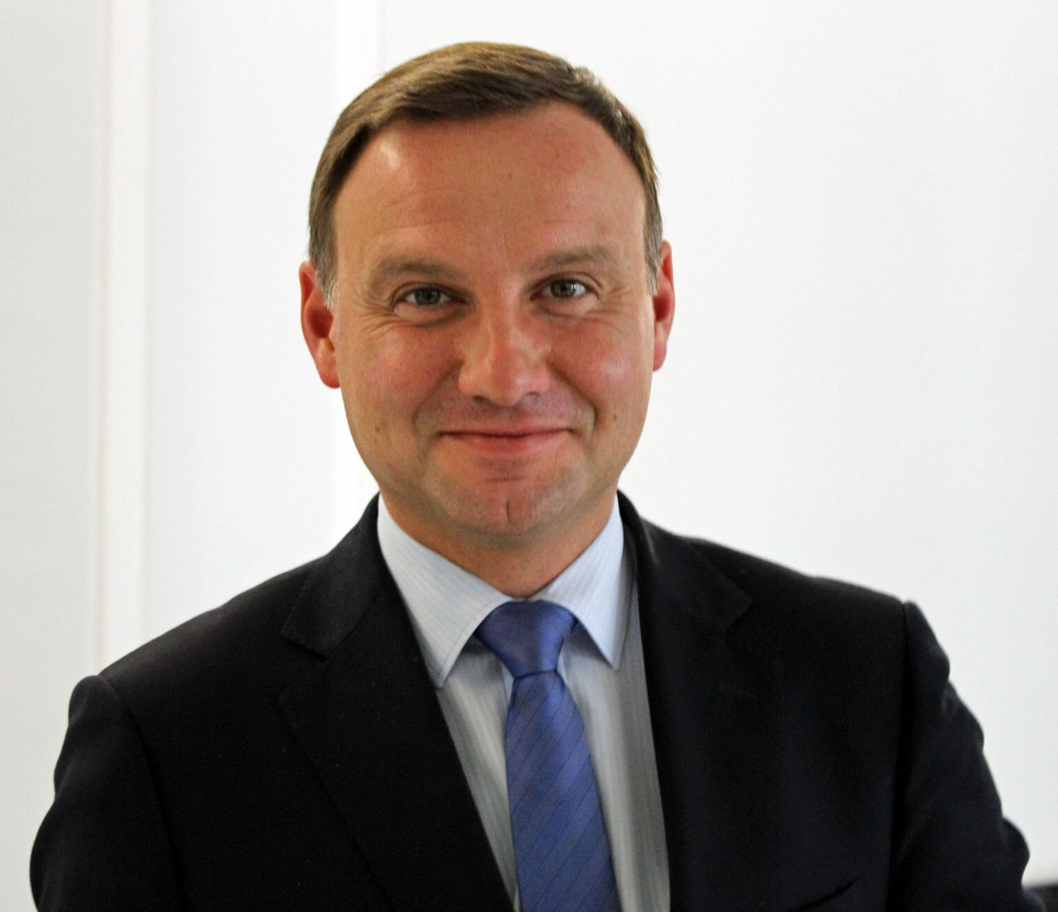 Andrzej Duda, prezydent RP od 2015 r. Źródło: Lukas Plewnia, Andrzej Duda, prezydent RP od 2015 r., licencja: CC BY-SA 2.0.