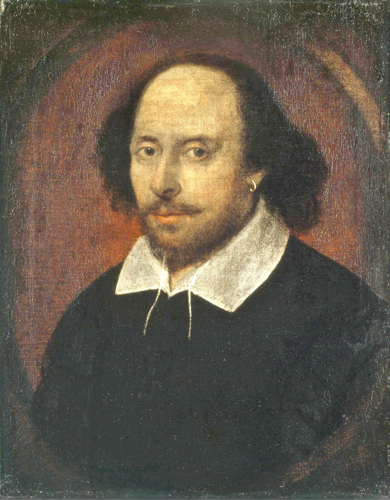 PORTRET SHAKESPEARE'A