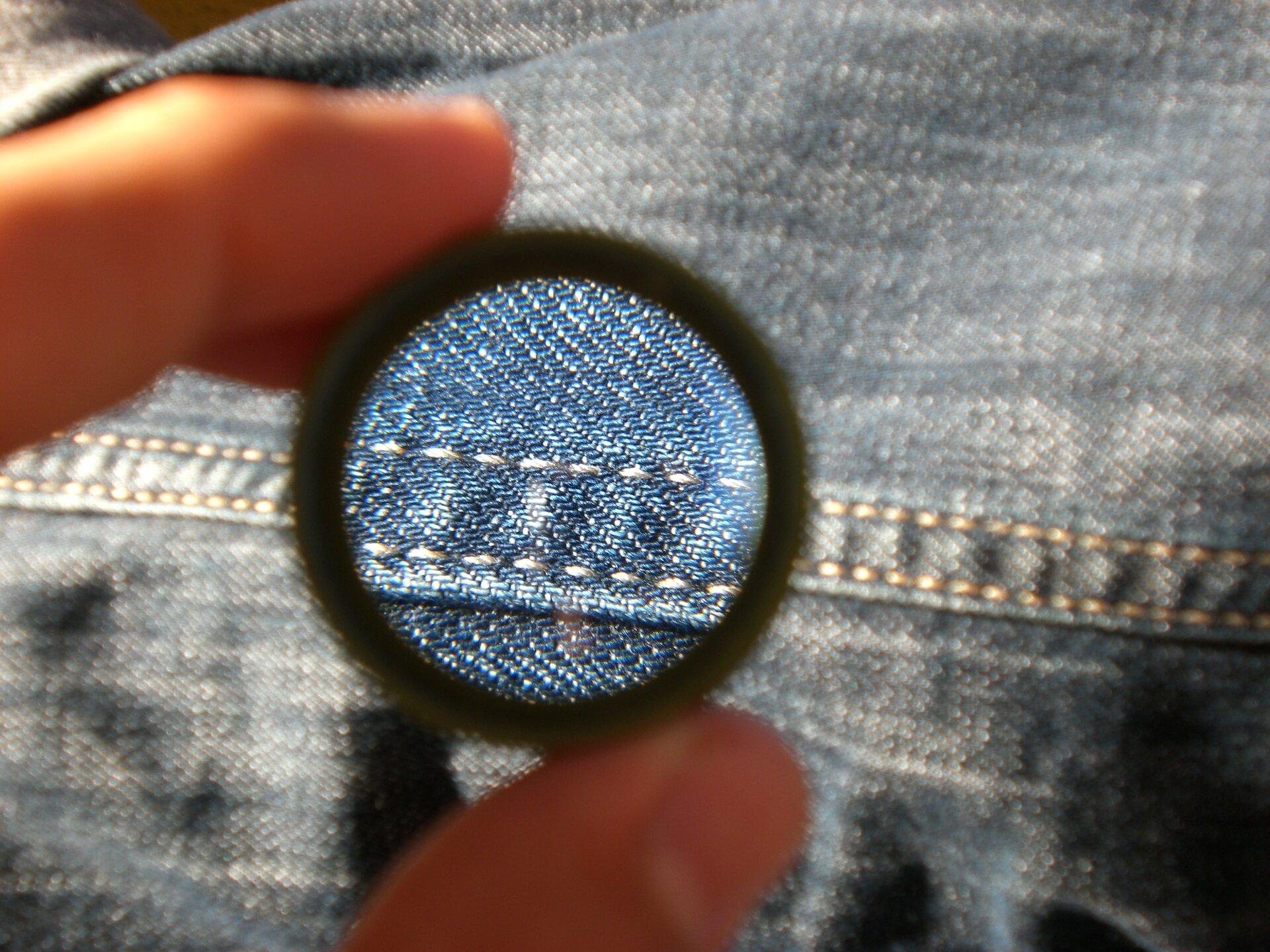 Zdjęcie obrazu przedmiotu wsoczewce