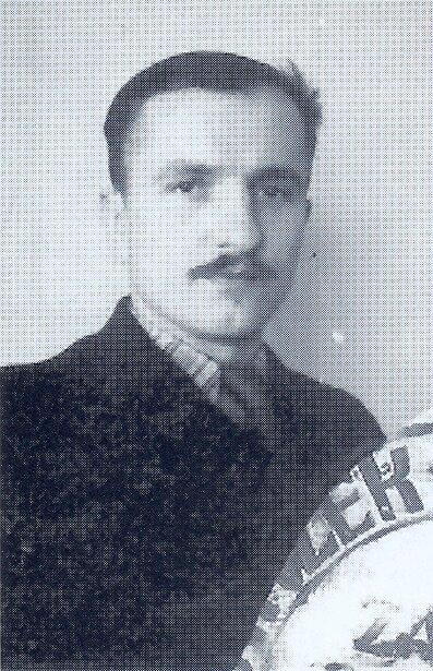 """Kazimierz Kamieński""""Huzar"""" Kazimierz Kamieński""""Huzar"""" Źródło: domena publiczna."""