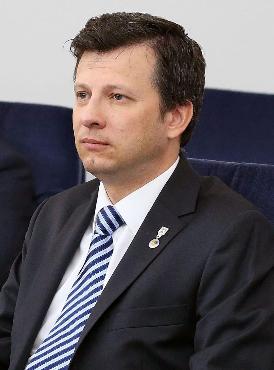 Marek Michalak - wlatach 2008–2018 rzecznik praw dziecka  Marek Michalak - wlatach 2008–2018 rzecznik praw dziecka  Źródło: Katarzyna Czerwińska, licencja: CC BY-SA 3.0.