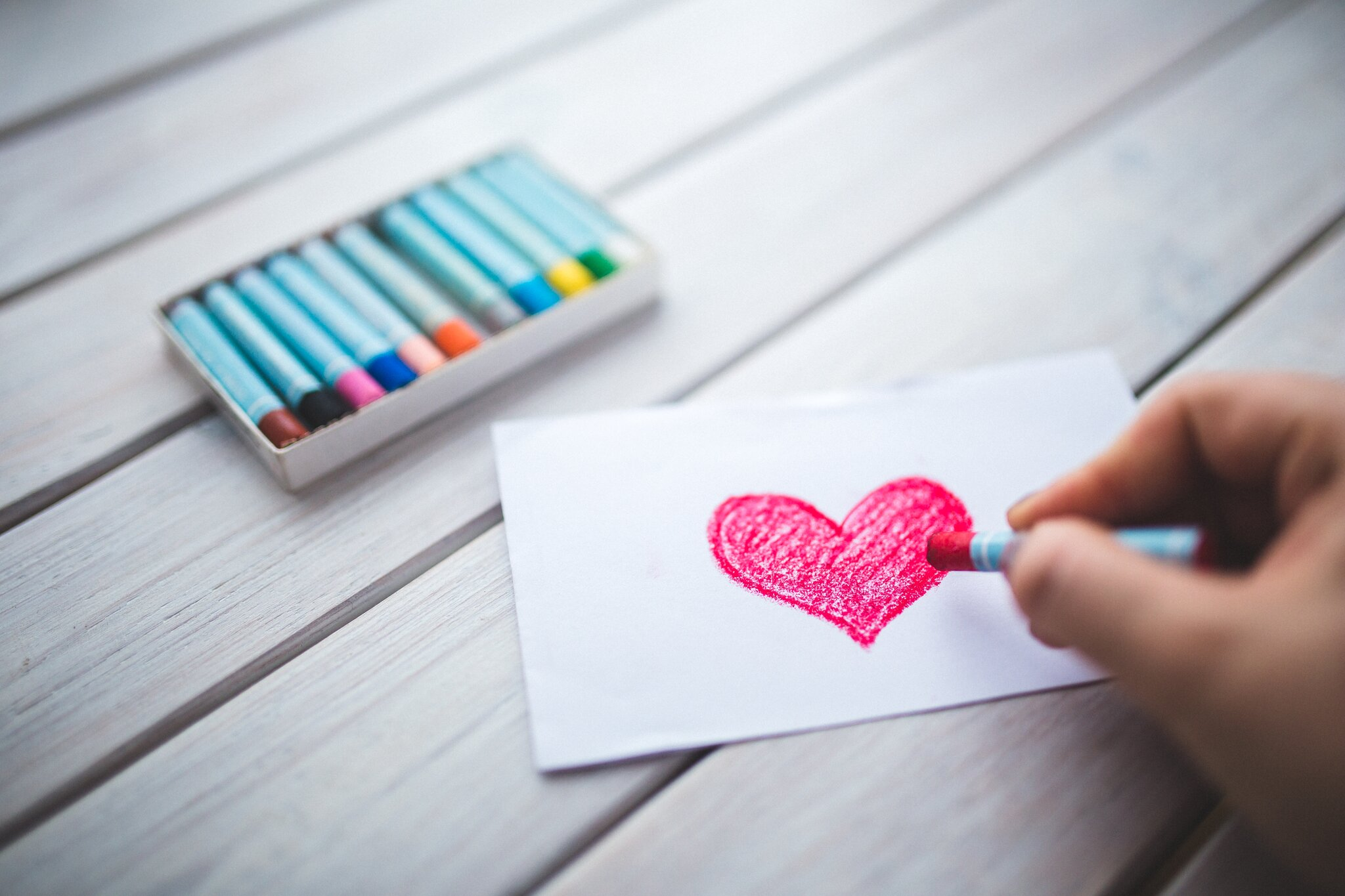 Symbol miłości Źródło: pexels, Symbol miłości, licencja: CC 0.