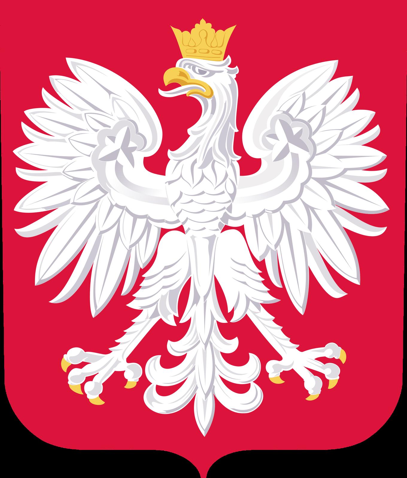 Godło Rzeczypospolitej Polskiej Źródło: Follow by white rabbit, Godło Rzeczypospolitej Polskiej, licencja: CC 0.