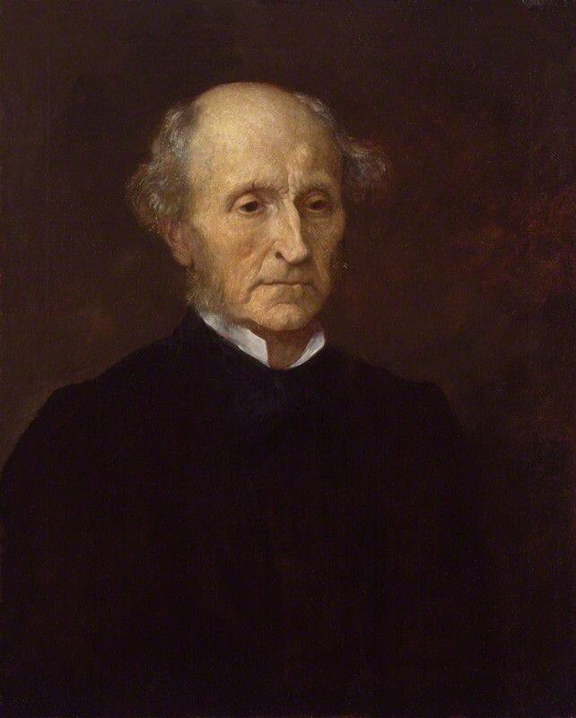 John Stuart Mill (1806–1873) John Stuart Mill (1806–1873) Źródło: domena publiczna.