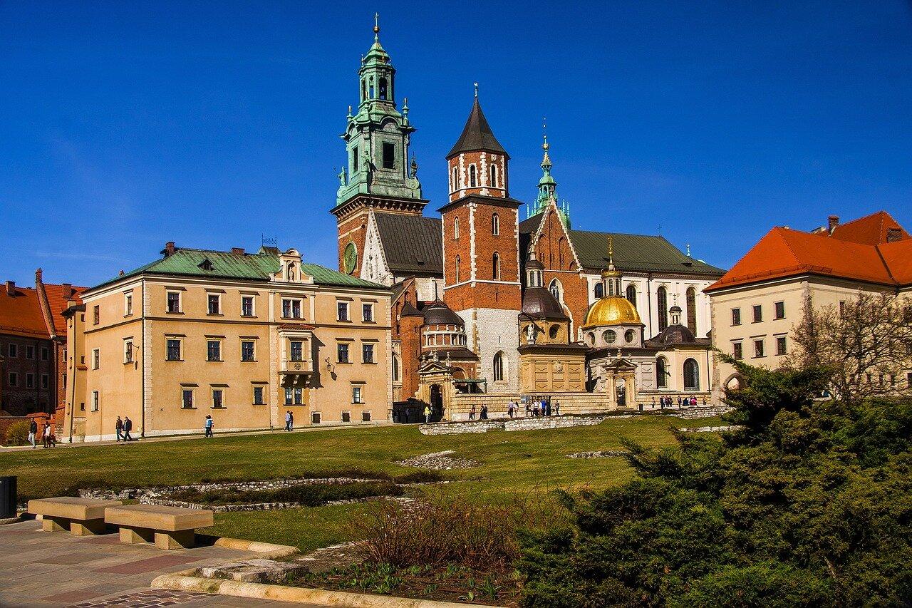Kaplica Zygmuntowska na Wawelu Kaplica Zygmuntowska na Wawelu Źródło: domena publiczna.