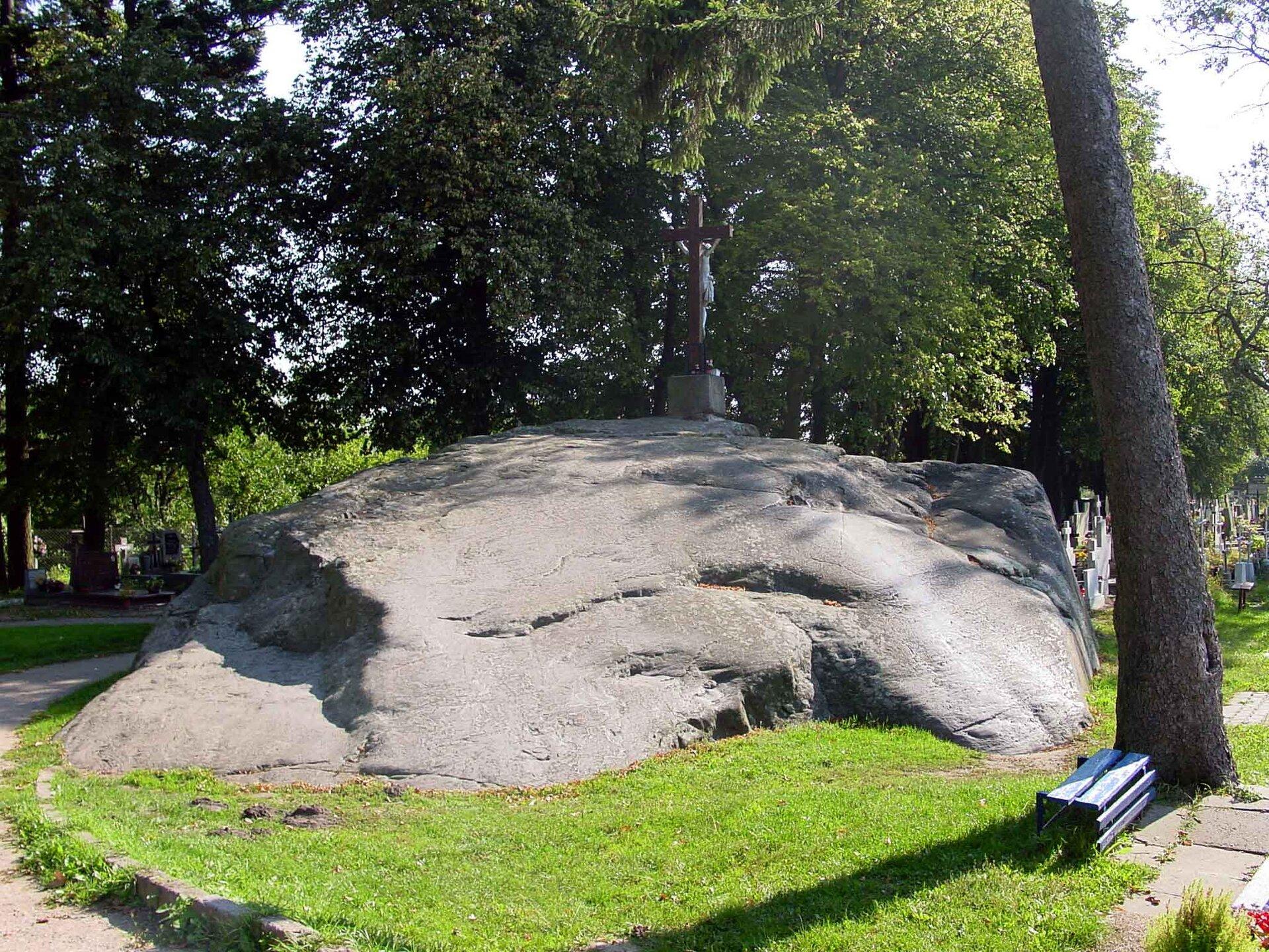 Trygław – największy głaz narzutowy wPolsce