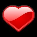 symbol serce Źródło: David Vignoni, 2008, licencja: CC 0.