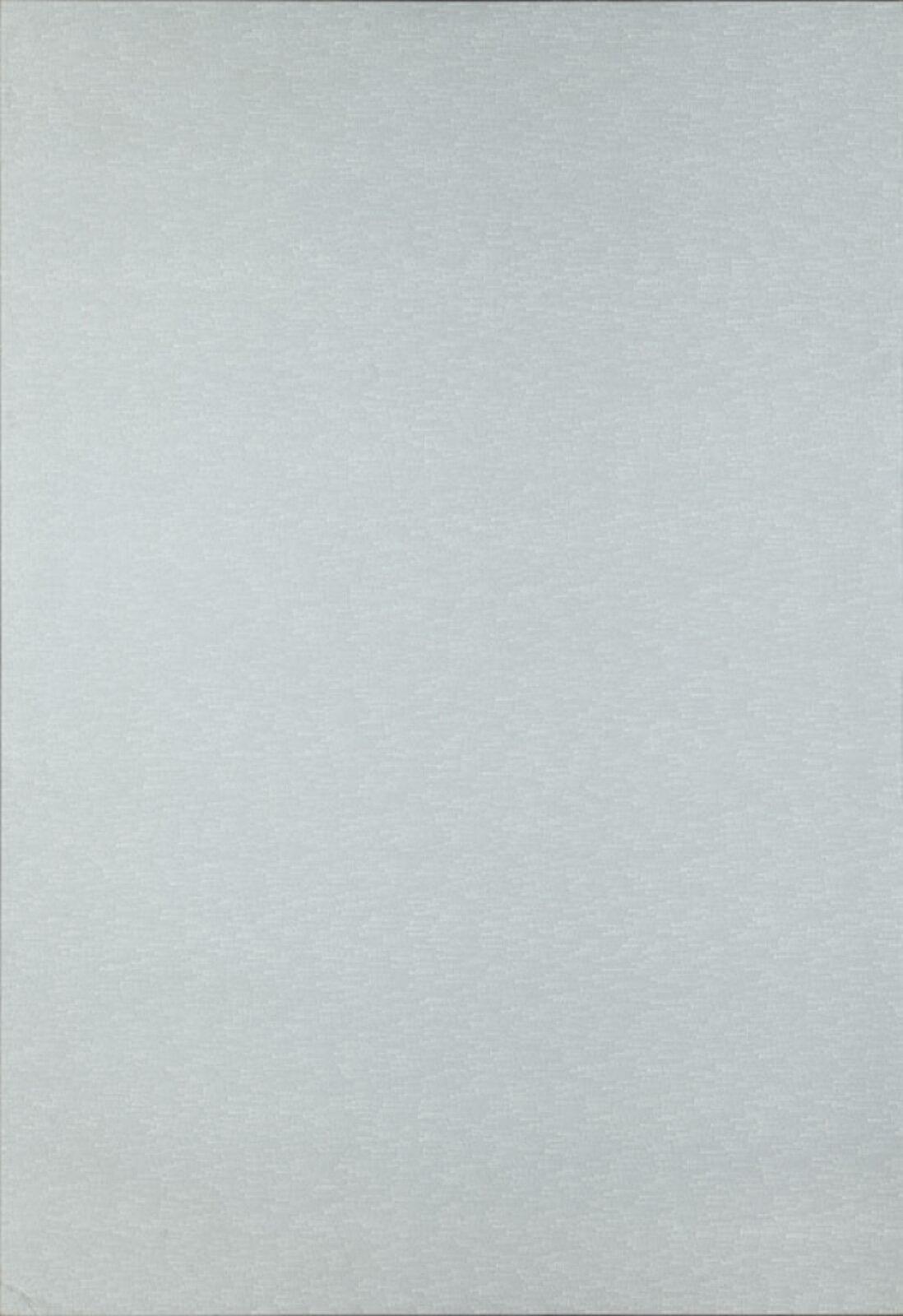 """Ilustracja przedstawia obraz Romana Opałki """"Detal 3 065 461 - 3 083 581"""" zcyklu """"1965/1 - ∞"""". Obraz stanowi jasnoniebieskie tło."""