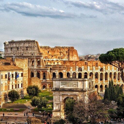Słownik filozoficzny: rzymska filozofia polityki