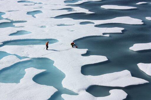 Topniejąca Arktyka