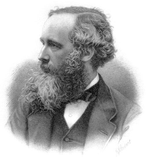 Kim był James Clerk Maxwell?