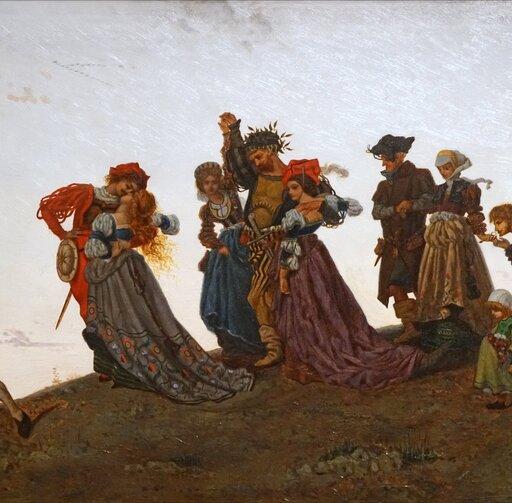 Śmierć wliteraturze średniowiecznej