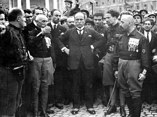 Narodziny faszyzmu włoskiego