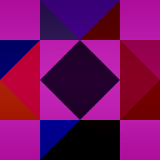 Cechy podobieństwa trójkątów prostokątnych