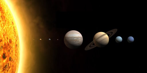 Co nazywamy Układem Słonecznym?