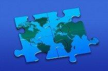 Kontynent kontrastów - scenariusz lekcji