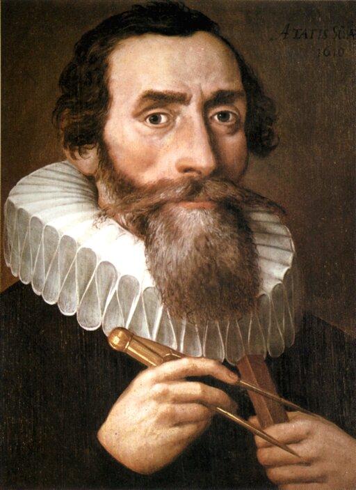 0284 Kim był Johannes Kepler?