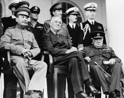 Powstanie Wielkiej Koalicji. Konferencja wTeheranie