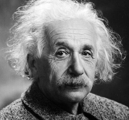 0396 Kim był Albert Einstein?