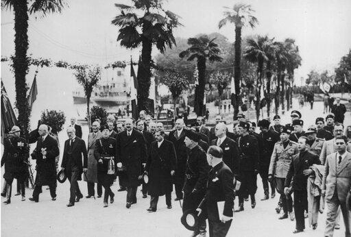 Czas przełomu. Europa na początku lat 30.