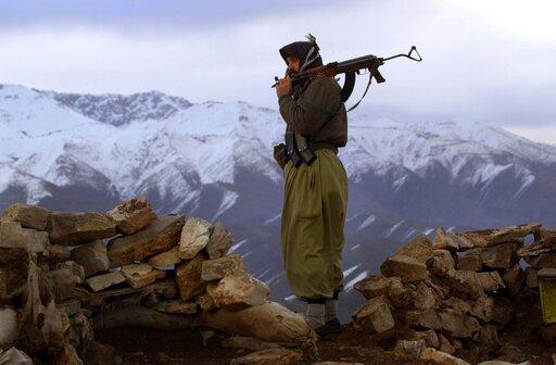 """""""Jedynymi naszymi przyjaciółmi są góry"""". Kurdowie, naród bez państwa"""