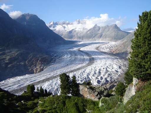 Powstawanie lodu lodowcowego