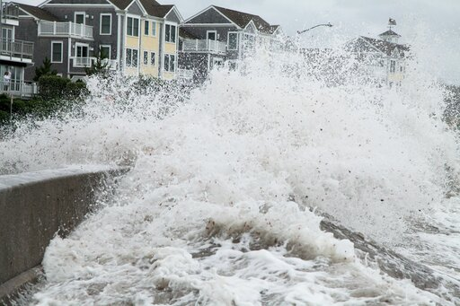 Mechanizm powstawania iskutki tsunami
