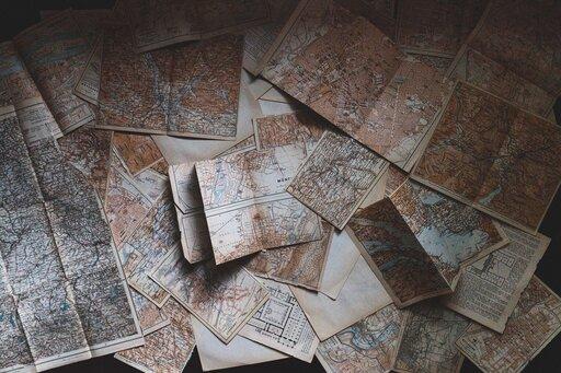 Mapy, zdjęcia lotnicze isatelitarne, GPS